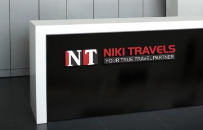 Nikitravels logo